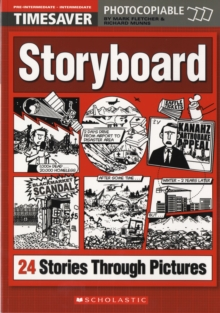 24 Stories Through Pictures with Audio CD, Mixed media product Book