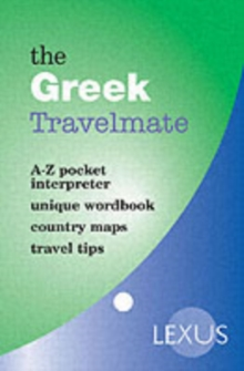 The Greek Travelmate, Paperback Book