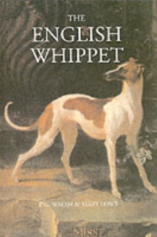 The English Whippet, Hardback Book