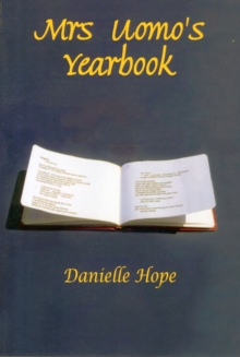Mrs Uomo's Yearbook, Paperback Book