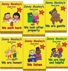 Jenny Mosley's Small Books of Golden Rules in Action, Multiple copy pack Book