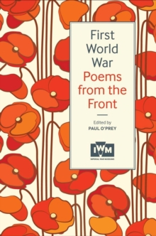 First World War Poems from the Front, Hardback Book