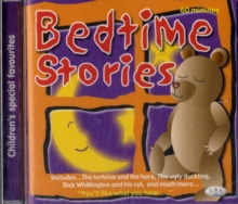 Bedtime Stories, CD-Audio Book