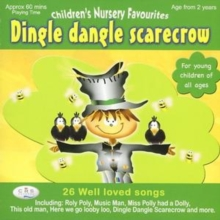 Dingle Dangle Scarecrow, CD-Audio Book