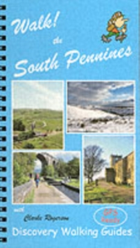 Walk! the South Pennines, Spiral bound Book