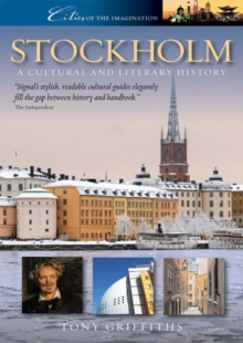 Stockholm : A Cultural and Literary History, EPUB eBook