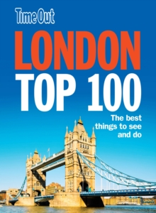 Time Out London Top 100, Paperback / softback Book