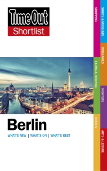 Time Out Berlin Shortlist, Paperback Book