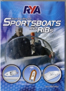 RYA Boat Handling for Sportsboats and RIBs, DVD video Book
