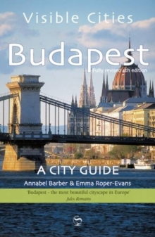 Visible Cities Budapest, Paperback Book