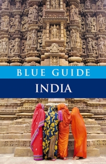 Blue Guide India, Paperback Book