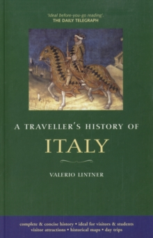 Traveller's History of Italy, Paperback / softback Book