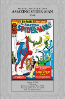 The The Amazing Spider-Man : Marvel Masterworks Amazing Spider-man 1964 1964 v. 2, Paperback Book