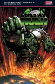 World War Hulk, Paperback / softback Book
