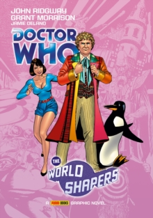 Doctor Who: The World Shapers, Paperback Book