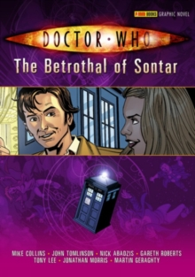 Doctor Who: The Betrothal Of Sontar, Paperback Book