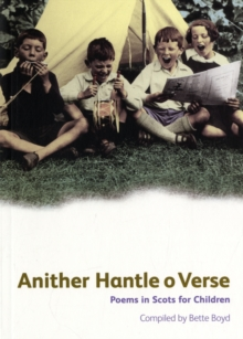 Anither Hantle O Verse : Poems in Scots for Children, Paperback Book