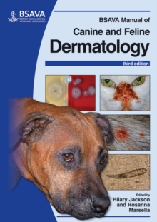 BSAVA Manual of Canine and Feline Dermatology, Paperback / softback Book