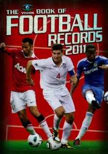 Vision Book of Football Records, Hardback Book