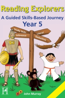 Reading Explorers : A Guided Skills-based Journey Year 5, Mixed media product Book