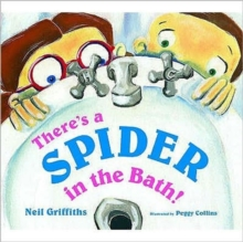 There's a Spider in the Bath!, Paperback Book
