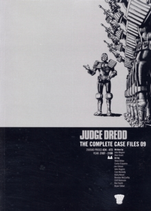 Judge Dredd : Complete Case Files v. 9, Paperback Book