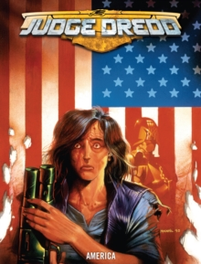 Judge Dredd : America, Paperback Book