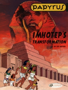 Imotep's Transformation, Paperback Book