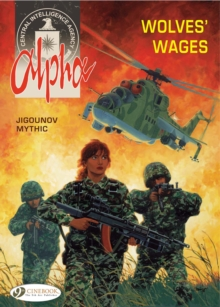 Alpha : Wolves' Wages v. 2, Paperback Book