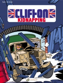 Clifton : Kidnapping v. 6, Paperback Book