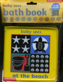 Baby Sees on the Beach, Bath book Book