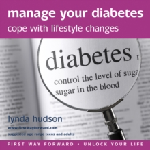 Manage Your Diabetes : Cope with Lifestyle Changes, eAudiobook MP3 eaudioBook