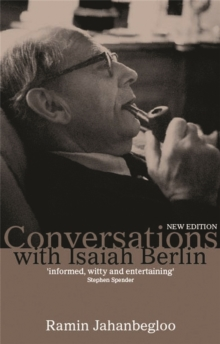 Conversations with Isaiah Berlin, Paperback Book