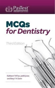 MCQs for Dentistry, Paperback / softback Book