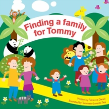 Finding a Family for Tommy, Paperback / softback Book