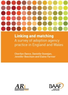 Linking and Matching, Paperback Book