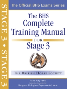 BHS Complete Training Manual for Stage 3, Paperback / softback Book