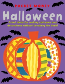Pocket Money Halloween, Paperback Book