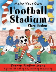 Make Your Own Football Stadium, Paperback / softback Book