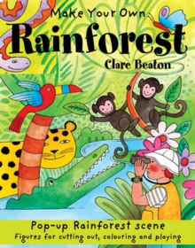 Make Your Own Rainforest, Paperback / softback Book