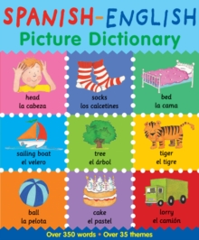 Picture Dictionary Spanish-English, Paperback / softback Book