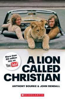 A Lion Called Christian book only,  Book