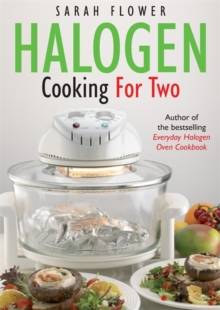 Halogen Cooking For Two, Paperback Book