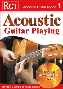 Acoustic Guitar Playing : Grade 1, Paperback Book
