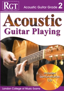Acoustic Guitar Playing : Grade 2, Paperback Book