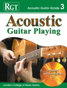 Acoustic Guitar Playing : Grade 3, Paperback Book