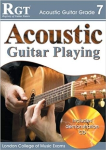 Acoustic Guitar Playing : Grade 7, Paperback Book