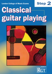 Step 2 LCM Exams Classical Guitar Playing, Paperback Book
