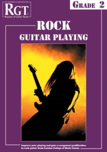 RGT Rock Guitar Playing - Grade Two, Paperback Book