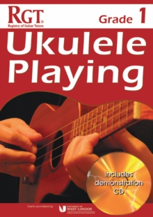 Rgt Grade One Ukulele Playing, Paperback Book